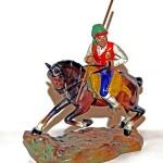 Campino a cavalo (Hector Castro)
