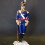 Coronel do Regimento de Infantaria 19 1806 (J. Roseiro)