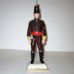 Oficial Caçadores 7, 1810